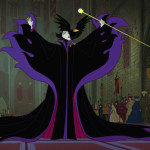 Maleficent kreslena, disney
