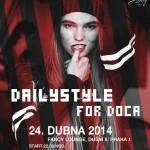 24.4.2014: DAILYSTYLE.CZ FOR DOCA (FANCY LOUNDGE, DUŠNÍ 8)