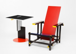 Red Blue by Gerrit Rietveld