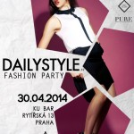 Dailystyle.cz Fashion Party 30.4., KU BAR&LOUNGE
