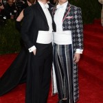 Neil Patrick Harris and David Burtka v Thom Browne