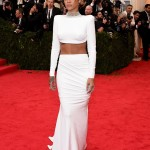 Rihanna, Stella McCartney dress,