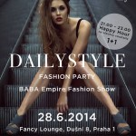 28. 6. Dailystyle fashion party *BABA Empire fashion show
