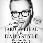 Jaro Smejkal na Dailystyle Fashion Party