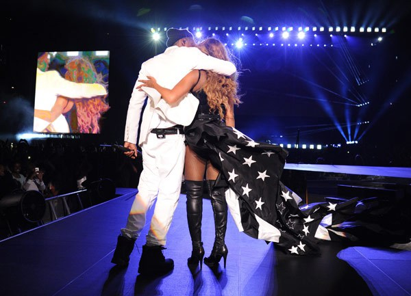 Beyonce and Jay-Z - On The Run Tour 4