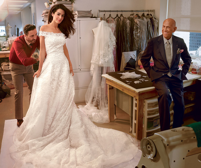 Amal Alamuddin wedding