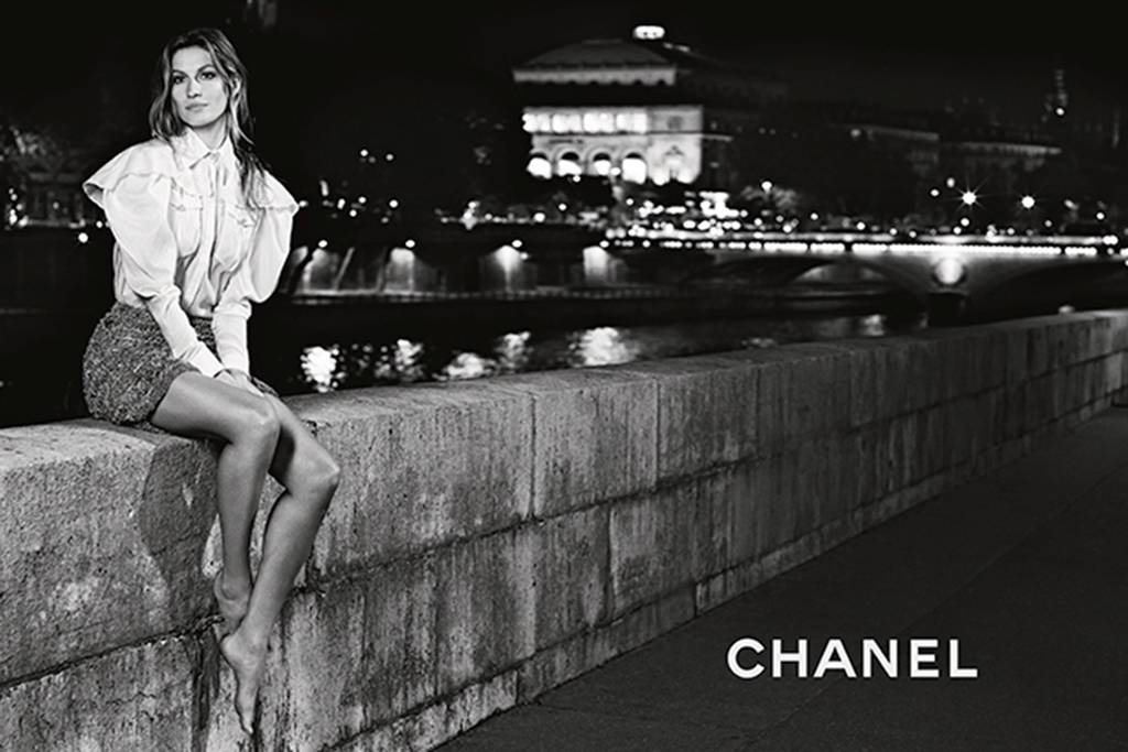 Gisele Bundchen for Chanel