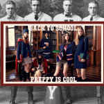Back to school – preppy is cool