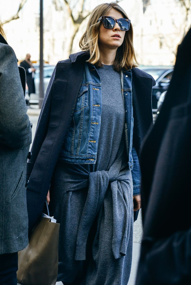 l clot for winter street style