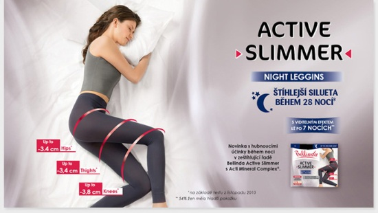 Active Slimmer night_cz