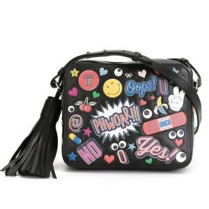 Anya Hindmarch 'All Over Stickers' Crossbody Bag ($1,032)