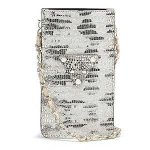 GUESS 'Chit Chat' Python Smartphone Cross-Body Bag ($18)