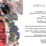 SAVE THE DATE Ivana Follová Fashion Show!