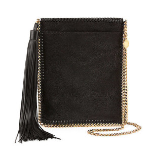 Stella McCartney Tassel Fringe Shoulder Bag ($765)