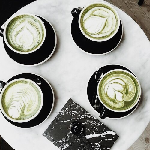 avocado coffee