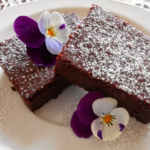 Řepové brownies