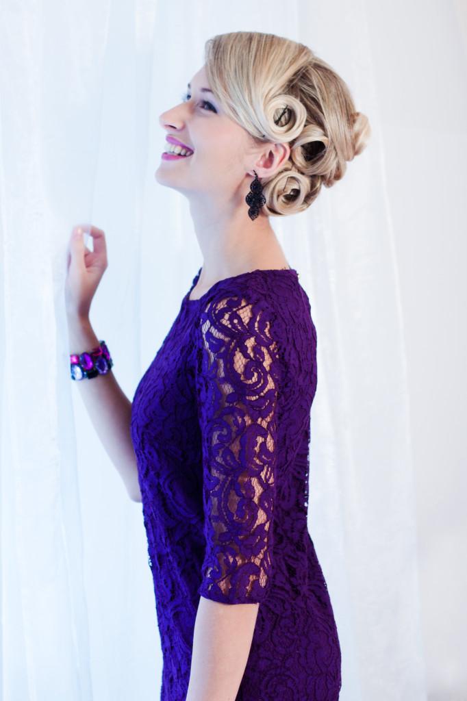 Šaty: Lindex Doplňky: Bijou Brigitte