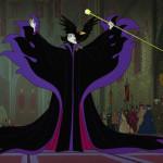 Maleficent kreslena, disney
