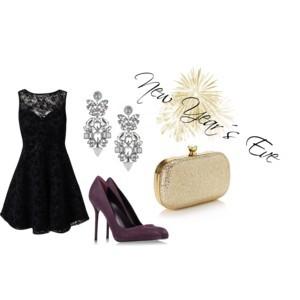 Silvestr, outfit