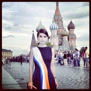 Mira Duma Miroslava ruska modni ikona