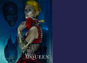 Alexander McQueen, Kate Moss
