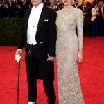 Johnny Depp v Ralph Lauren Black Label a Amber Heard v Giambattista Valli Haute Couture