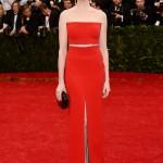 Anne Hathaway v Calvin Klein