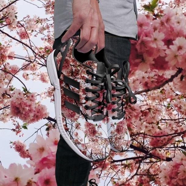 Mi Adidas cherry