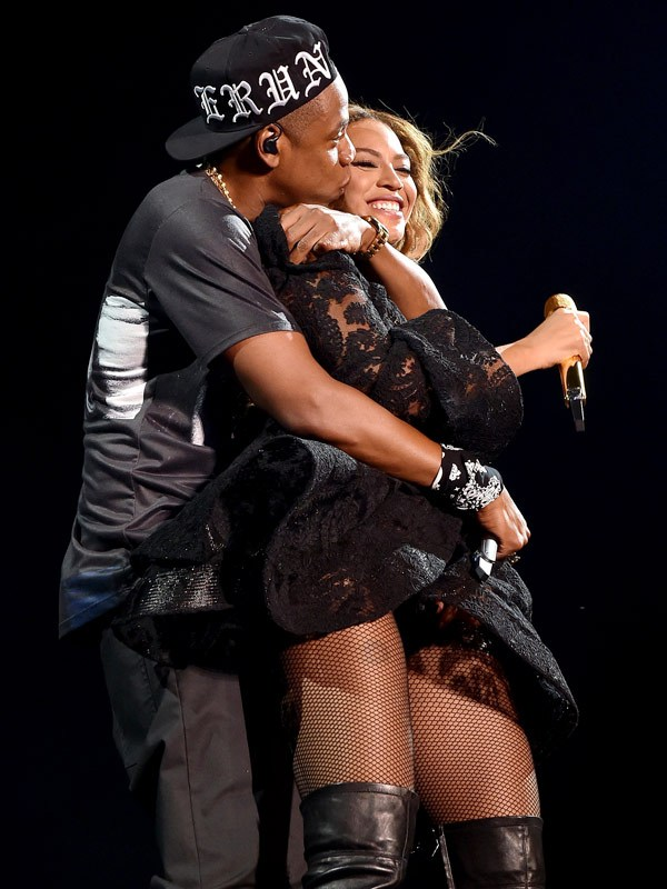Beyonce and Jay-Z - On The Run Tour 2