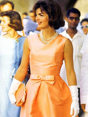 Oscar de la Renta - Jackie Kennedy