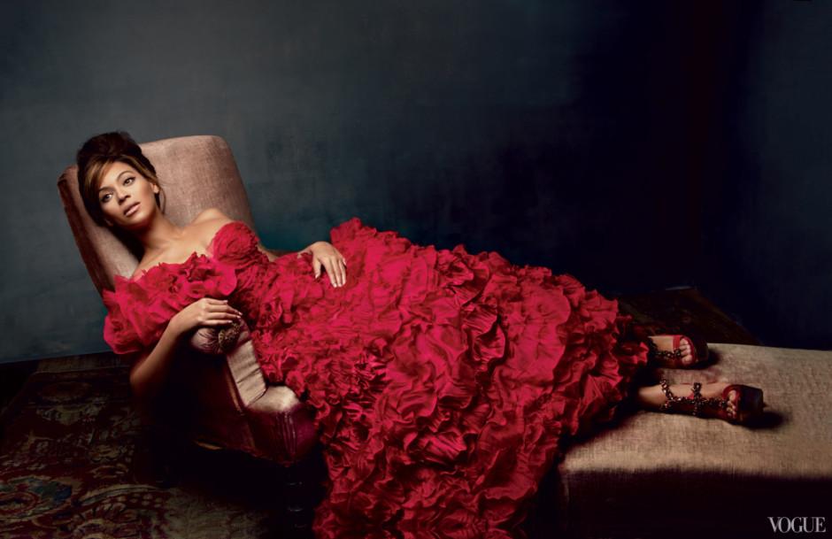 Oscar de la Renta - Beyoncé