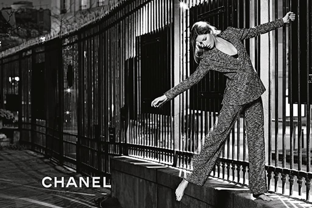 Gisele Bundchen for Chanel