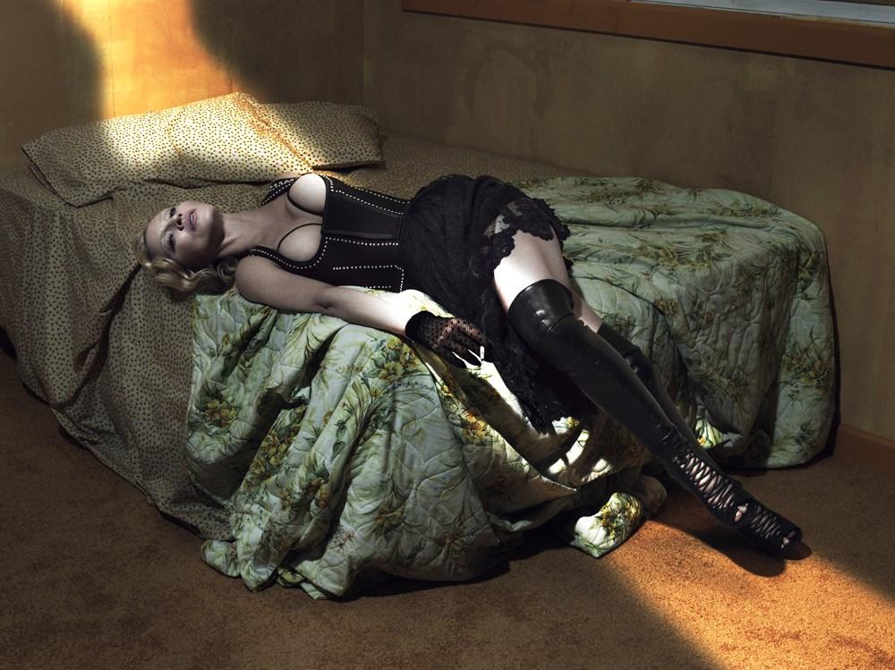 Madonna for Interview magazine