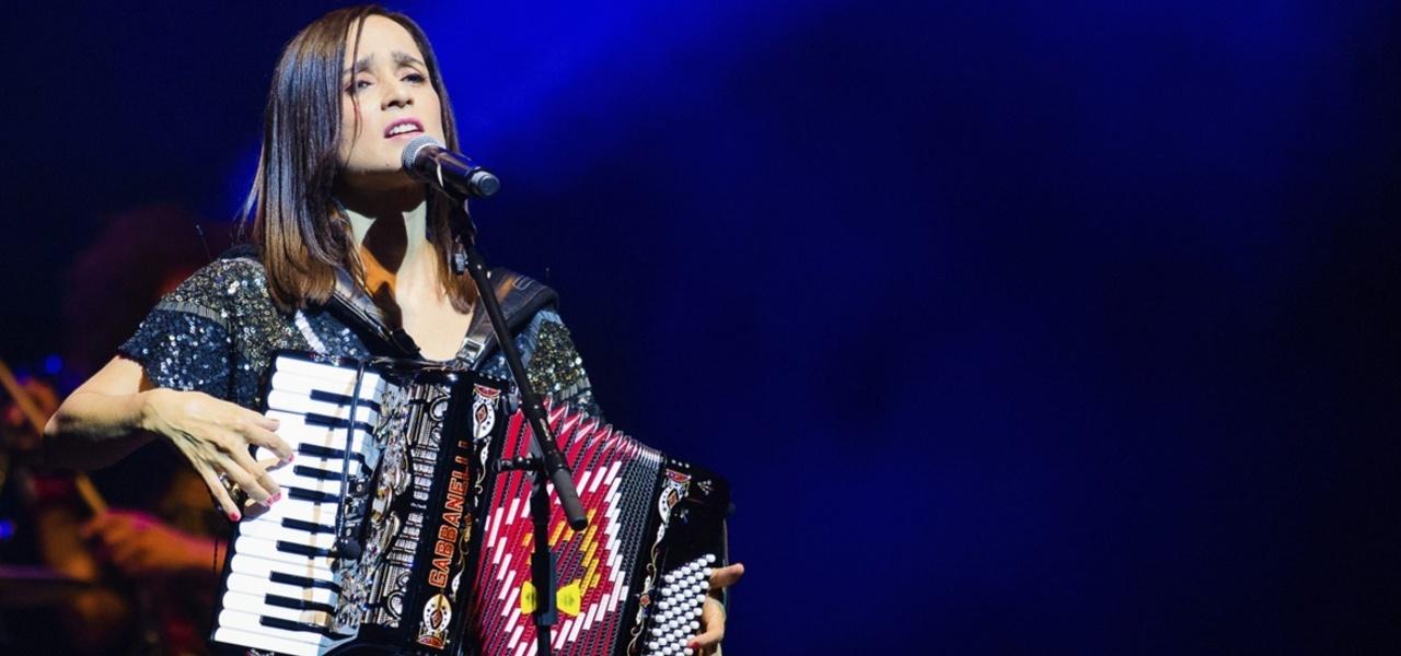 Julieta Venegas Live in Sao Paulo
