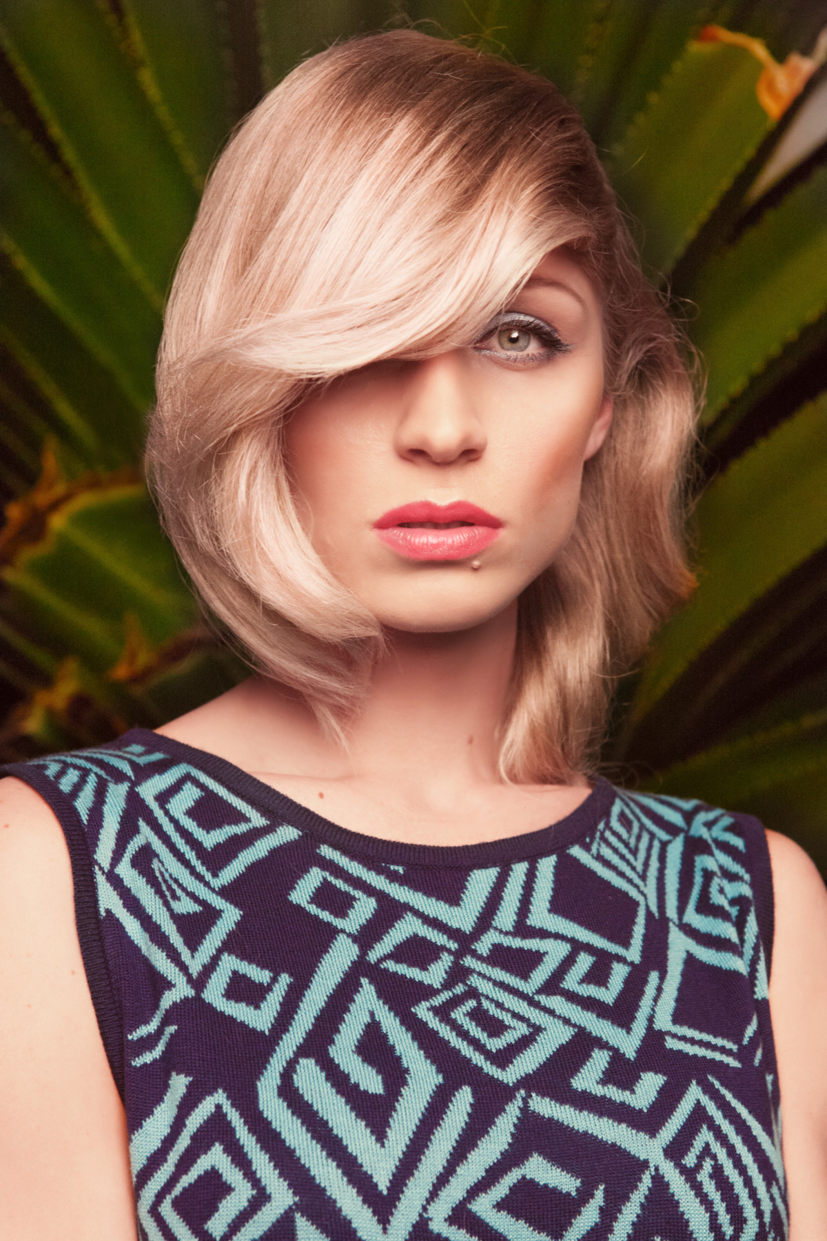Veronika Kasakova, FREEDOM, Hair studio Honza Korinek (7)