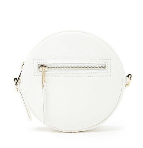 Forever 21 Faux Leather Crossbody ($25)