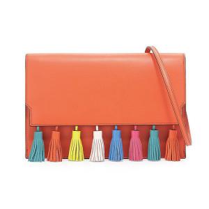 Rebecca Minkoff 'Sofia' Leather Fringe Bag ($245)