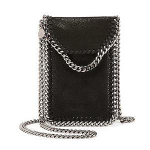 Stella McCartney Crossbody Bag Phone Holder Chain Trim ($560)