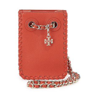 Tory Burch 'Marion' Leather Smartphone Crossbody Bag ($275)