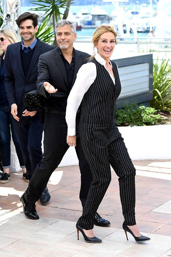 George Clooney & Julia-Roberts