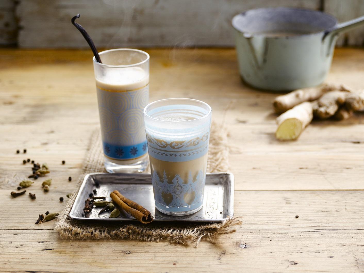 1 chai latte