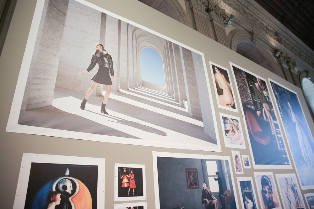 Karl Lagerfeld Vision of Fashion Inaugurazione- - 02047