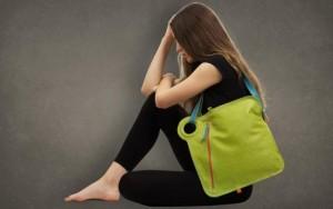 Notebook, kosmetika i svačina, pohodlná kabelka Multibag je flexibilní