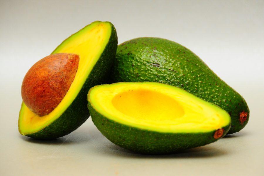 Buah-Avokado