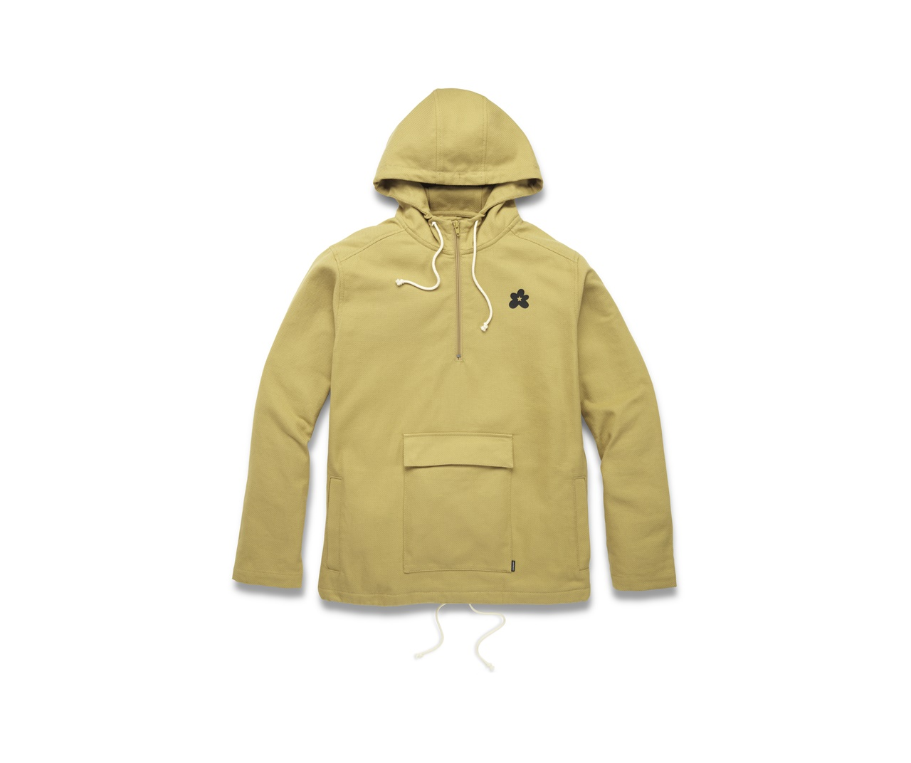 HO18_GLF_ANORAK_10016975_CURRY_FRONT